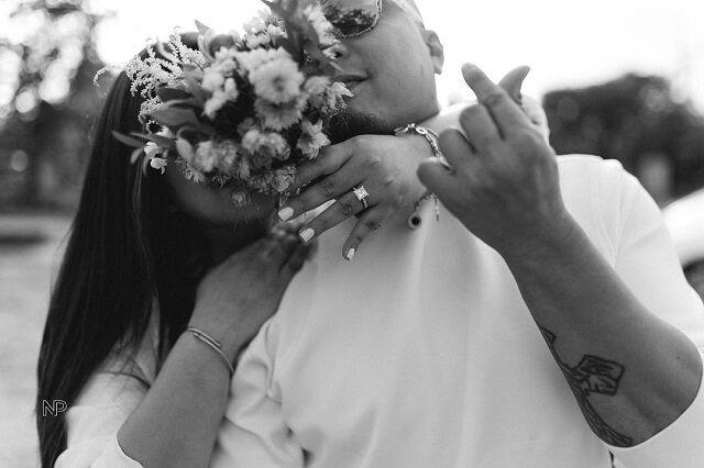 engagement ring angel locsin