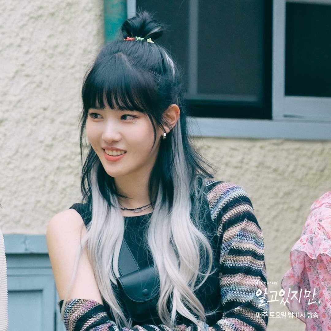 Nevertheless cast member: Jang Hye Ji