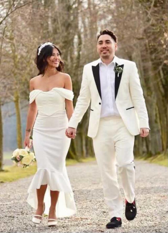 Dionne Monsanto and Ryan Stalder wedding