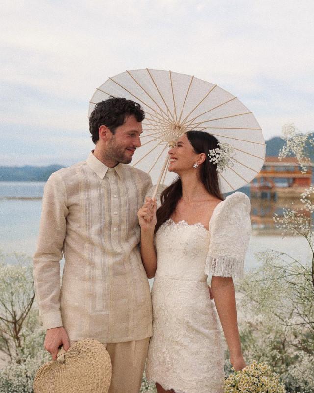 Jess Wilson and Moriz Gasti wedding