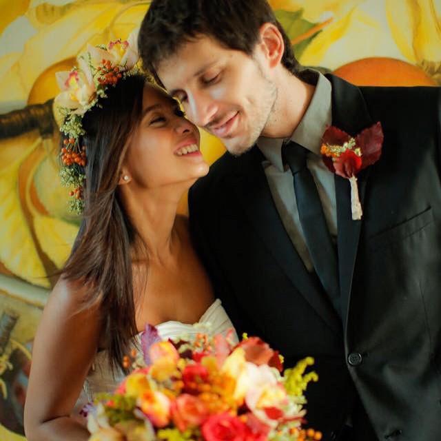 Kitchie Nadal, Carlos Lopez Wedding