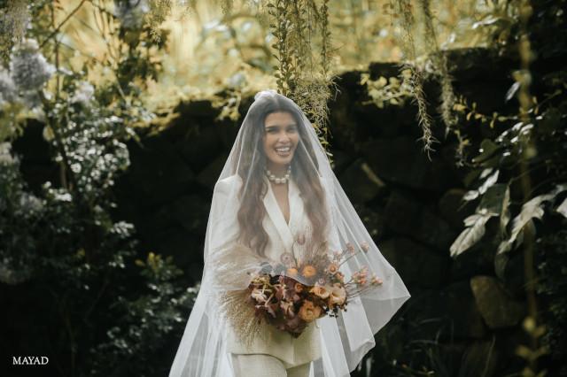 KZ Tandingan and TJ Monterde wedding