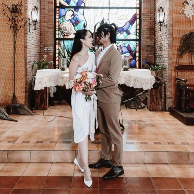 Megan Young, Mikael Daez wedding