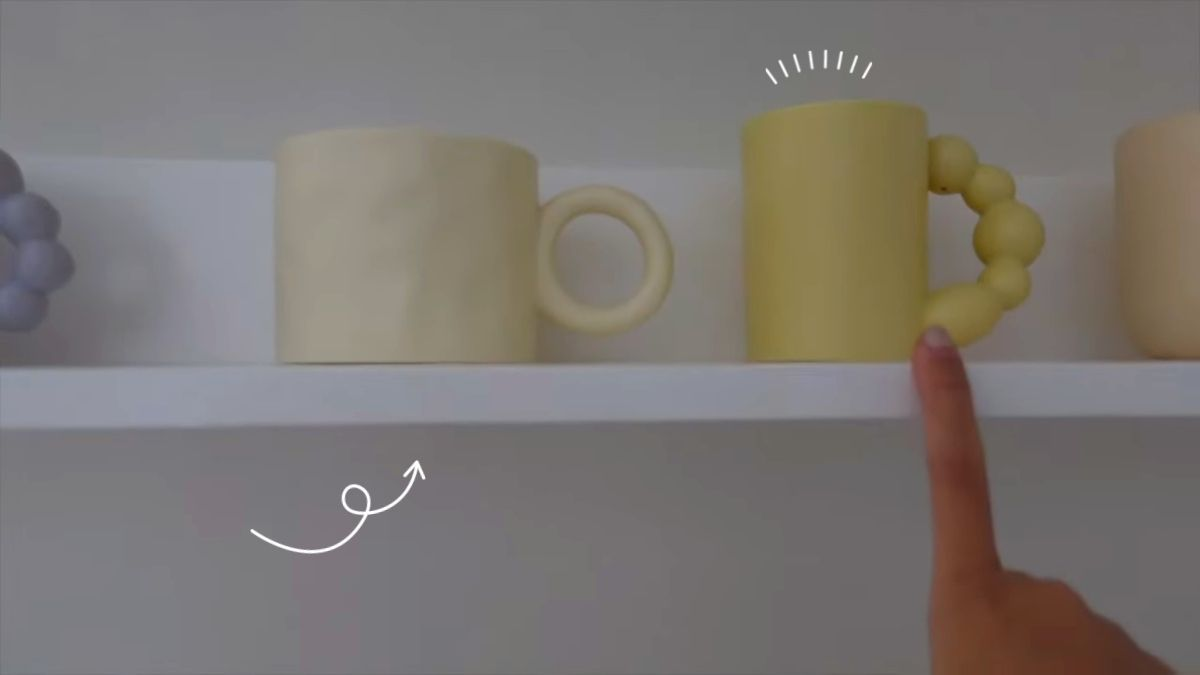 ashley garcia - mugs, coffee station