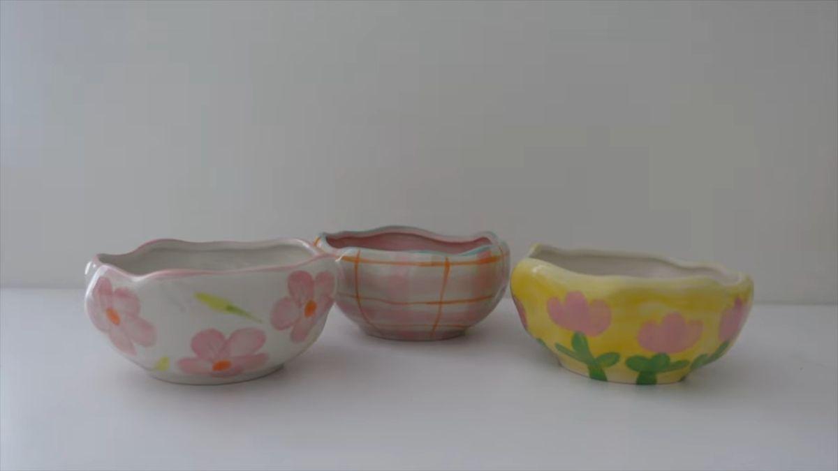 ashley garcia - bowls, coffee station