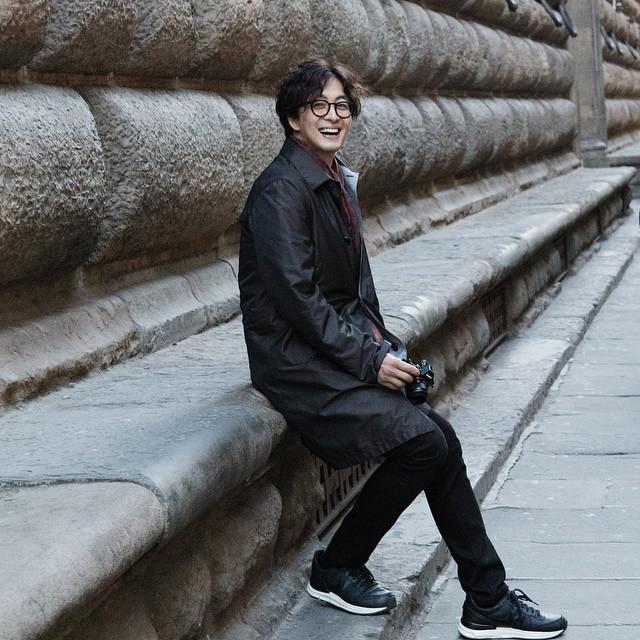 Korean actors who've established their entertainment agencies: Bae Yong Joon