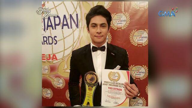 kiko estrada award