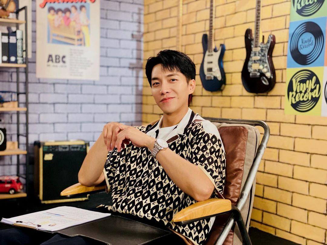 Korean actors who've established their entertainment agencies: Lee Seung Gi