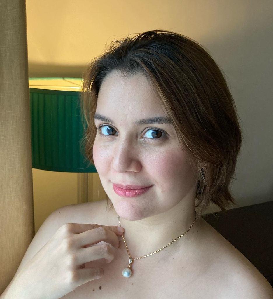 Celebs with PCOS: Nadine Samonte