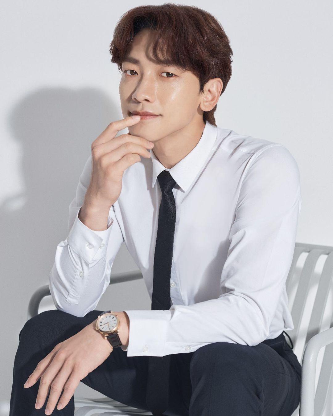 Korean actors who've established their entertainment agencies: Rain