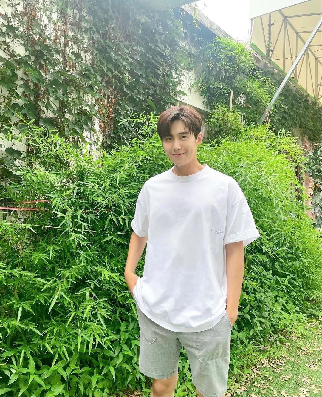 Korean actors and their childhood dreams: Kim Seon Ho