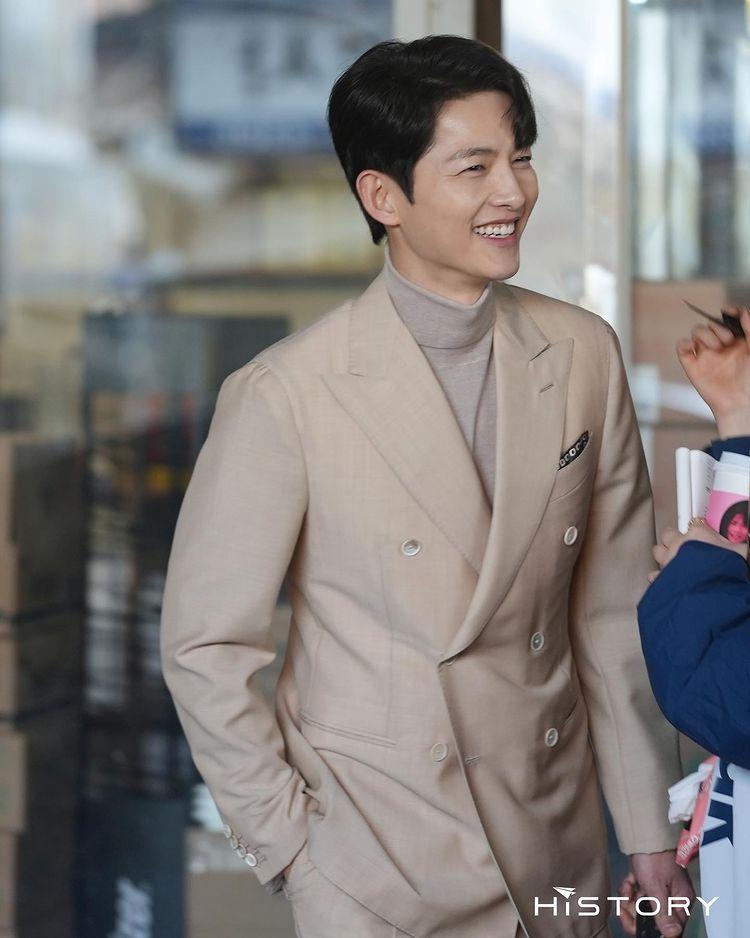 Korean actors and their childhood dreams: Song Joong Ki