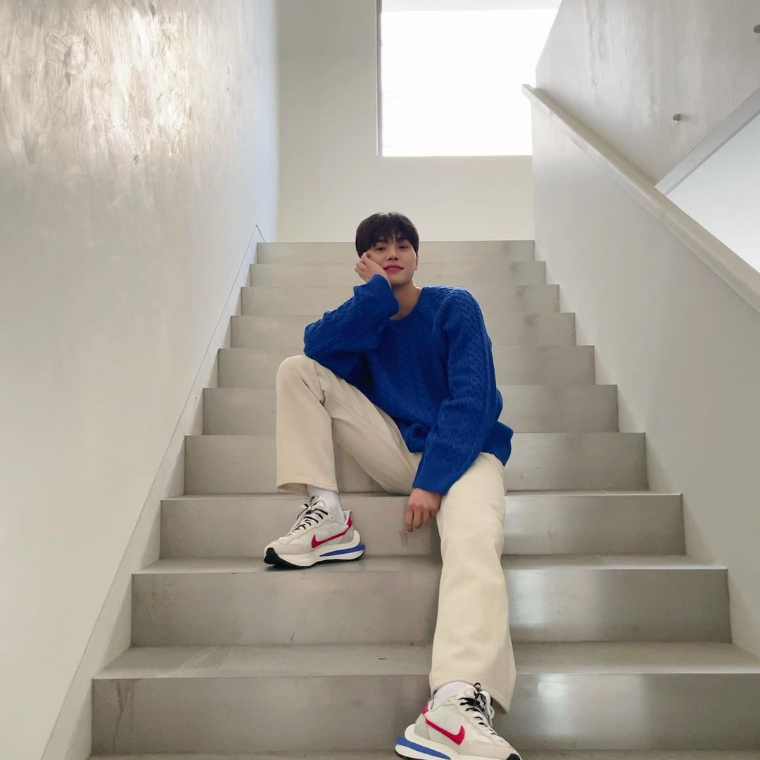 Korean actors and their childhood dreams: Song Kang
