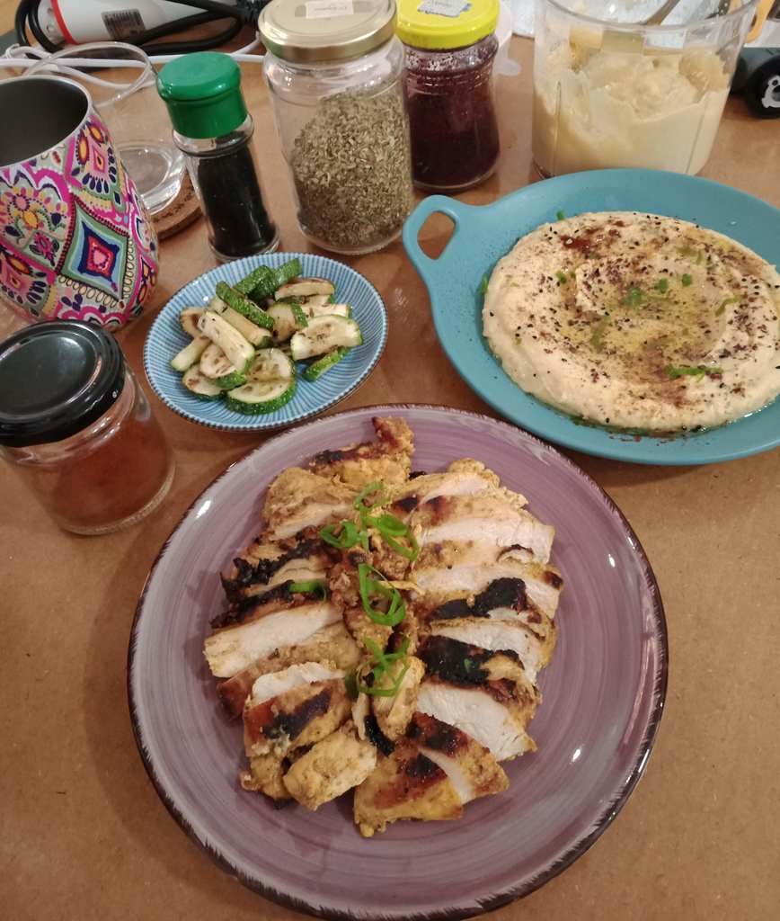 Moving to La Union: cooking together
