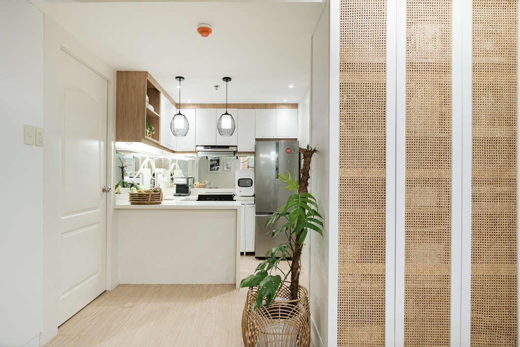 Villa Soleta, condo renovation - kitchen