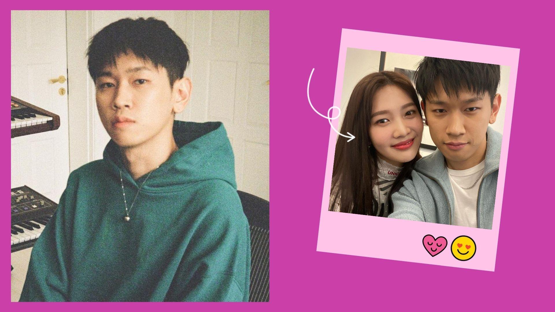 Who is Korean singer Crush?