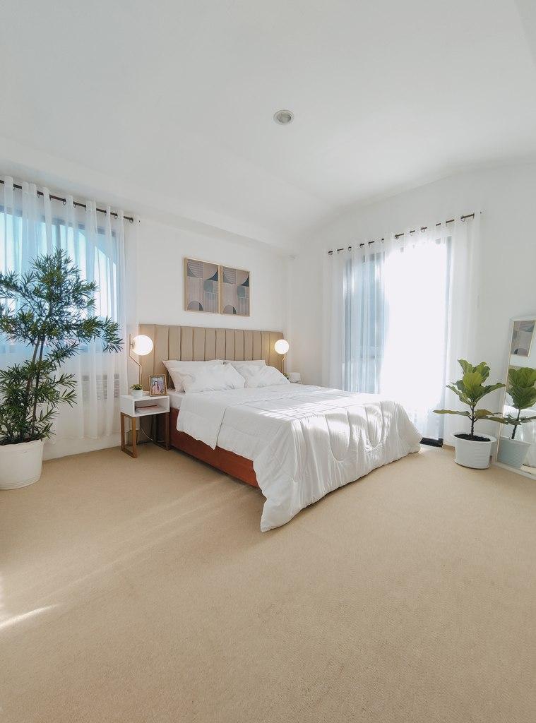 Room makeover under P15,000: after shot