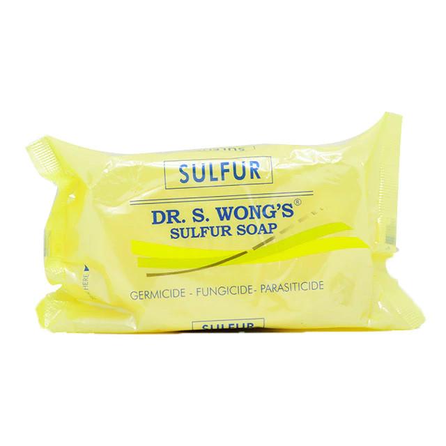 Dr. S. Wong's Sulfur Soap