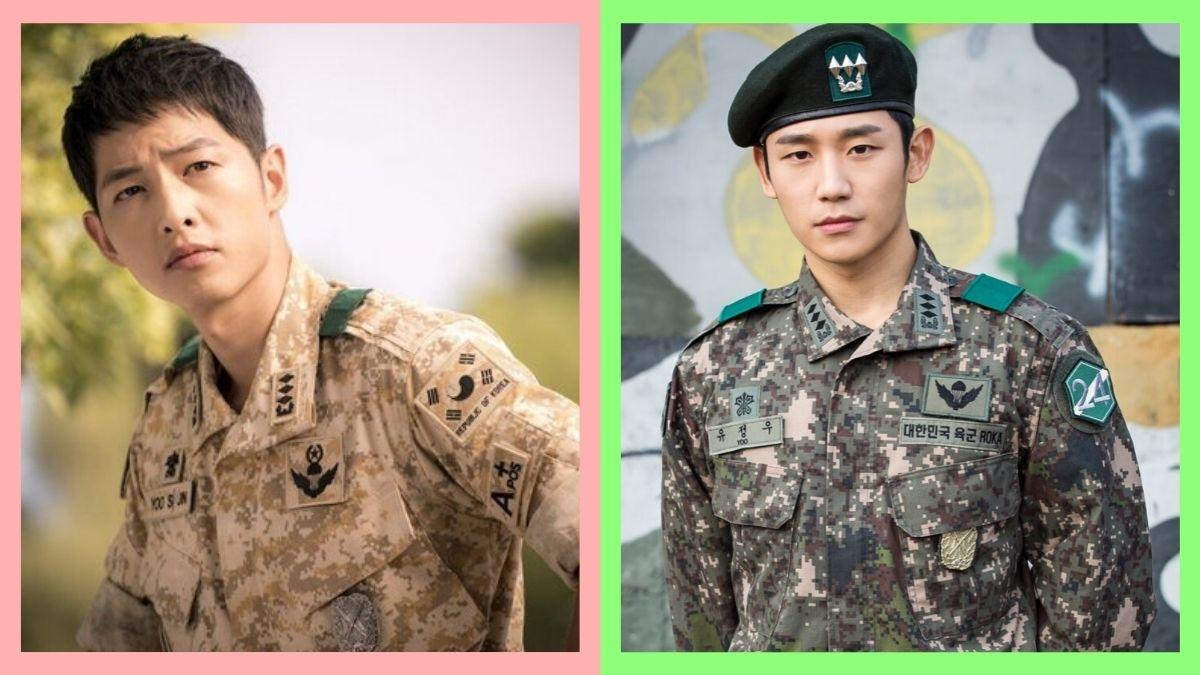 K-drama actors who look best in a uniform