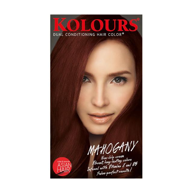 Kolours Hair Color in Mahogany