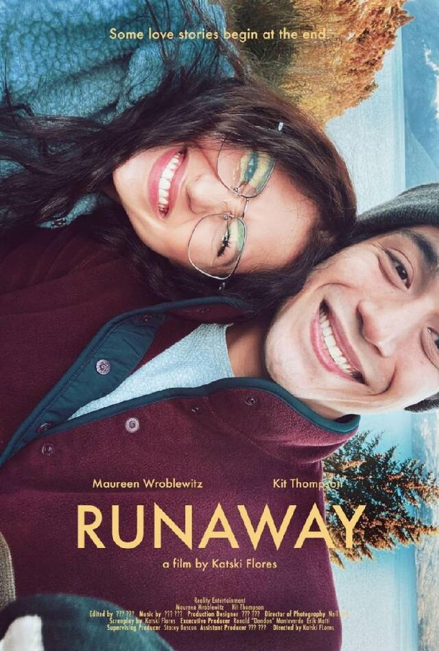 runaway movie poster maureen wroblewitz kit thompson