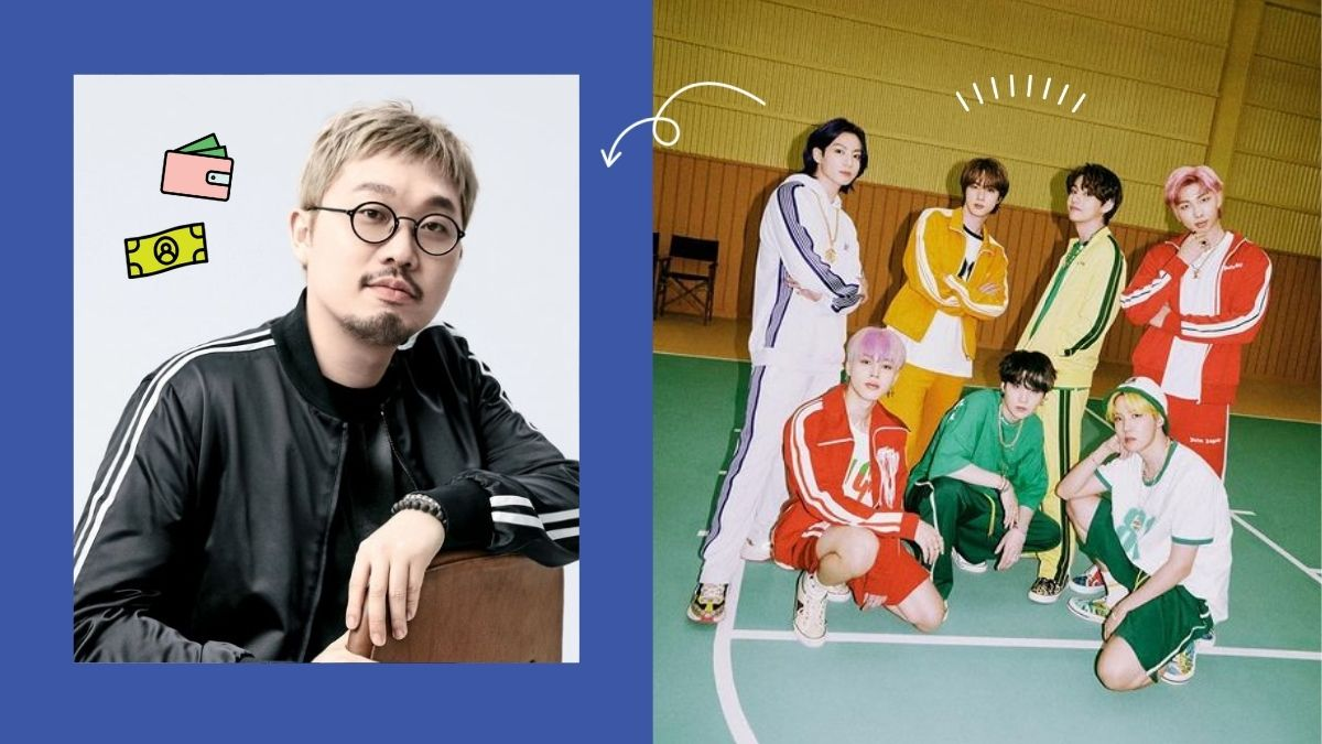 Kang Hyo Won, producer of BTS, is reportedly South Korea's highest-paid employee