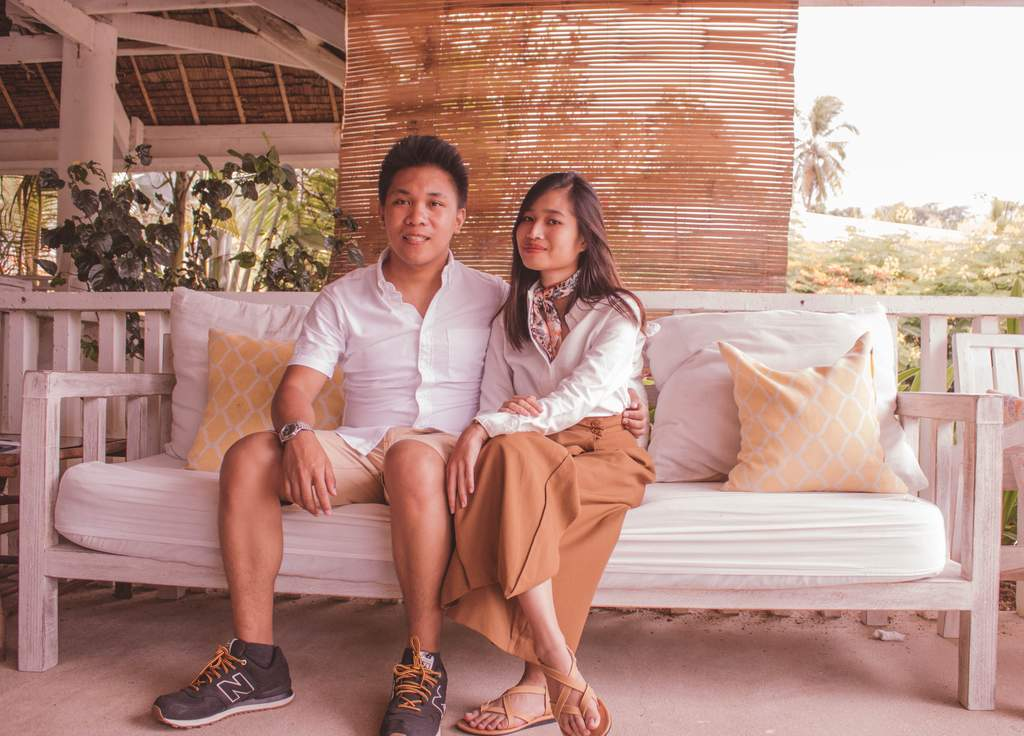 5 Couples Talk About Their Decision To Not Have Any Kids: Ina and Kevin