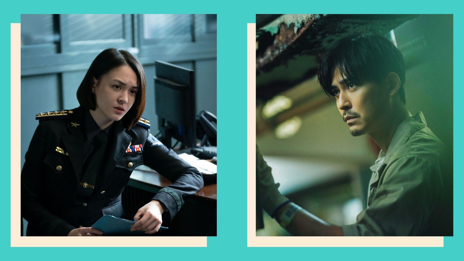 iQIYI's 'Danger Zone', a Chinese-original police crime drama.