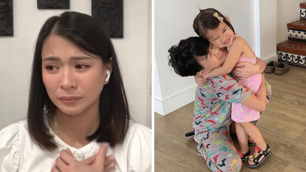 LJ Reyes Says She Wanted To Hold On To Her Relationship With Paolo Contis For Her Kids