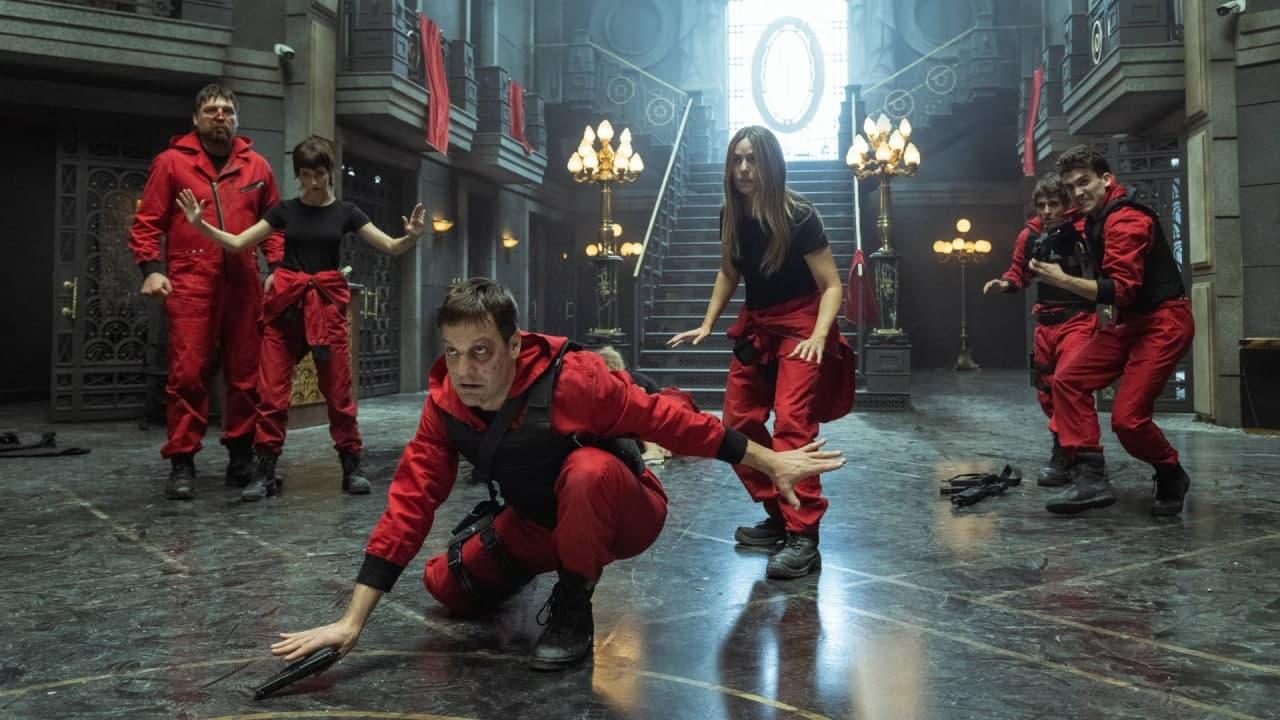 Netflix series to watch this September 2021: Money Heist Season 5