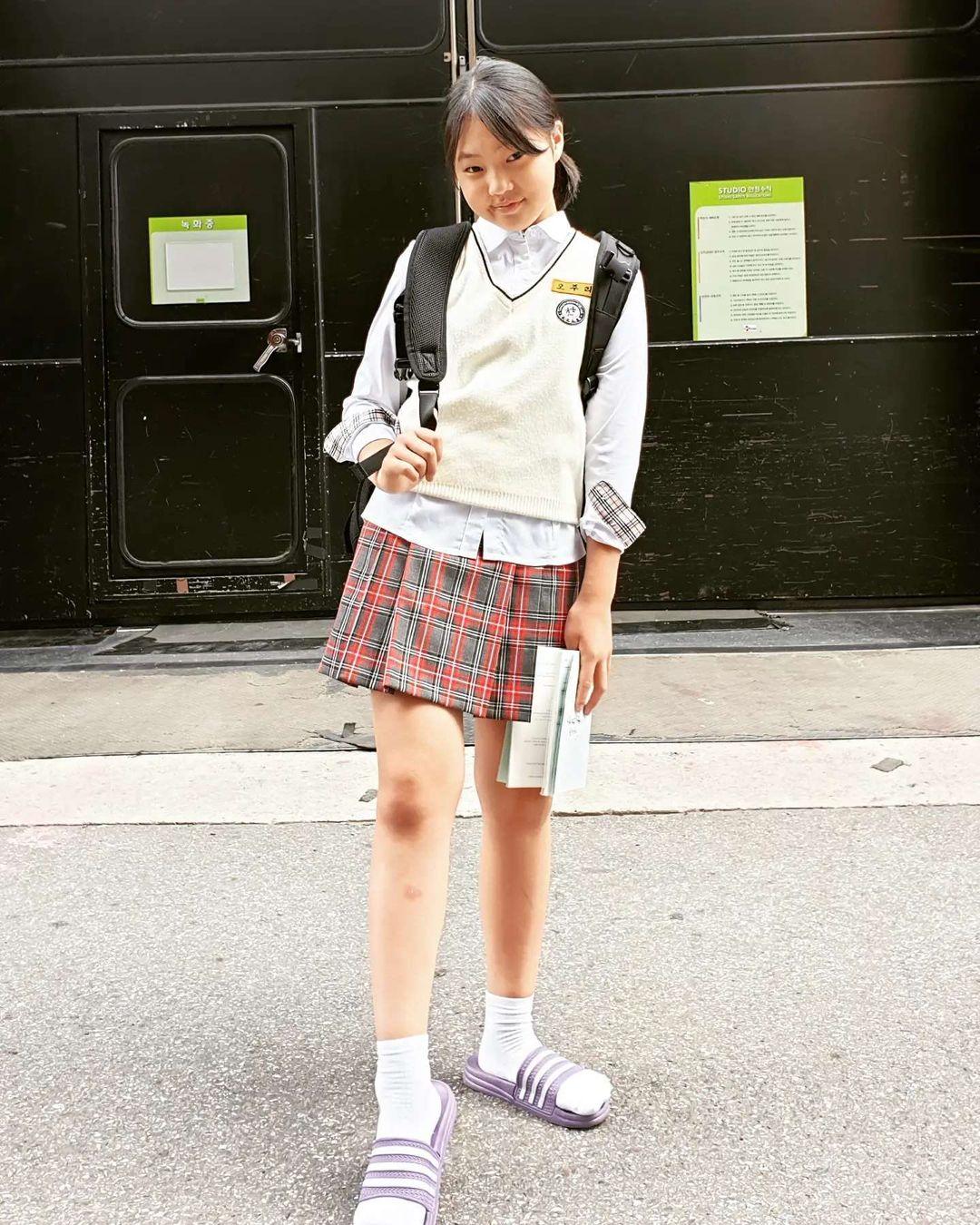 Kim Min Seo in Hometown Cha-Cha-Cha