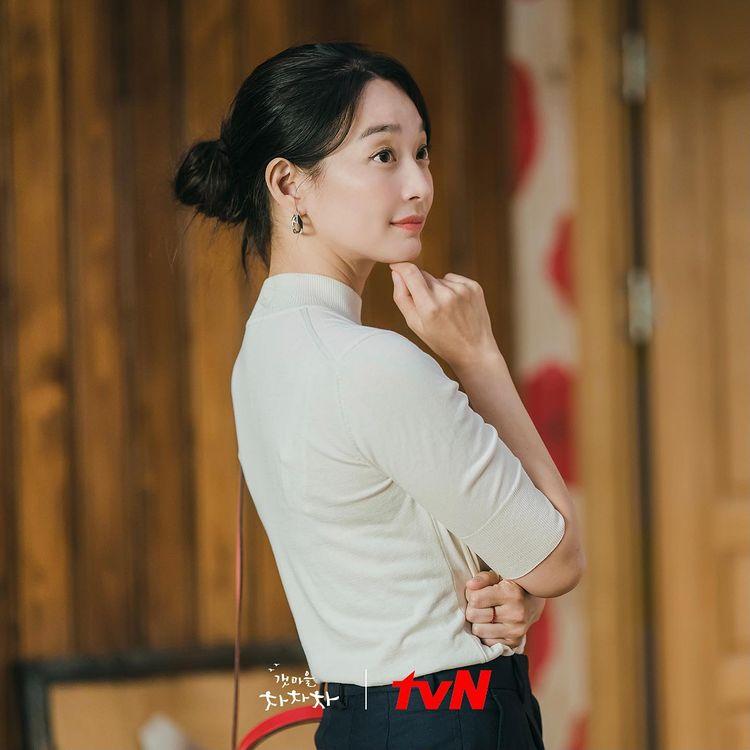Shin Min Ah in Hometown Cha-Cha-Cha