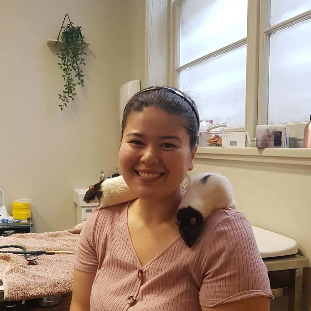 Isabel Padilla's pets