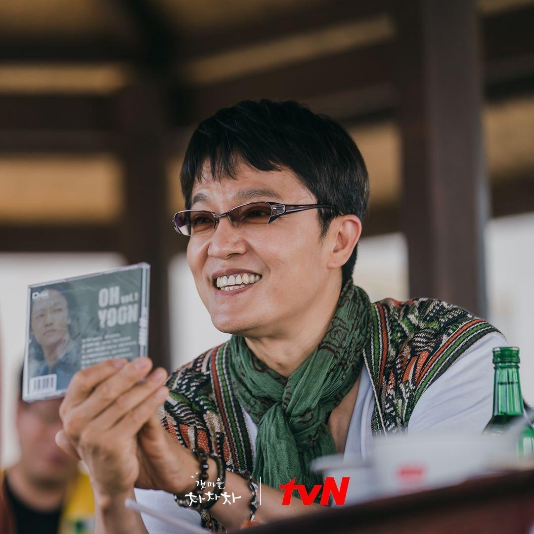 Hometown Cha-Cha-Cha cast members - Jo Han Chul