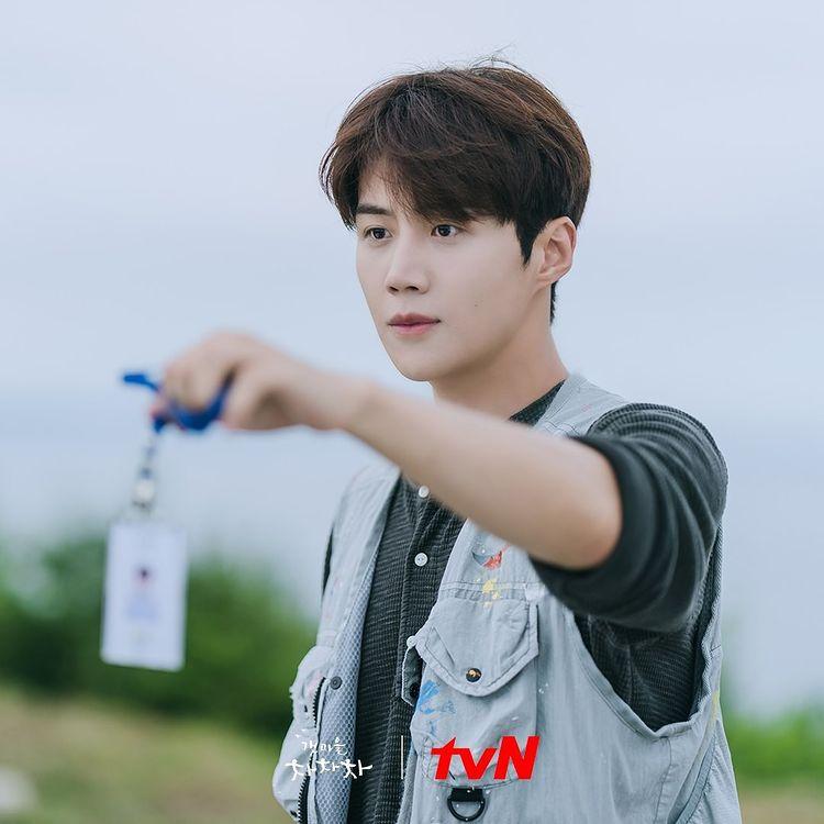Hometown Cha-Cha-Cha cast members - Kim Seon Ho