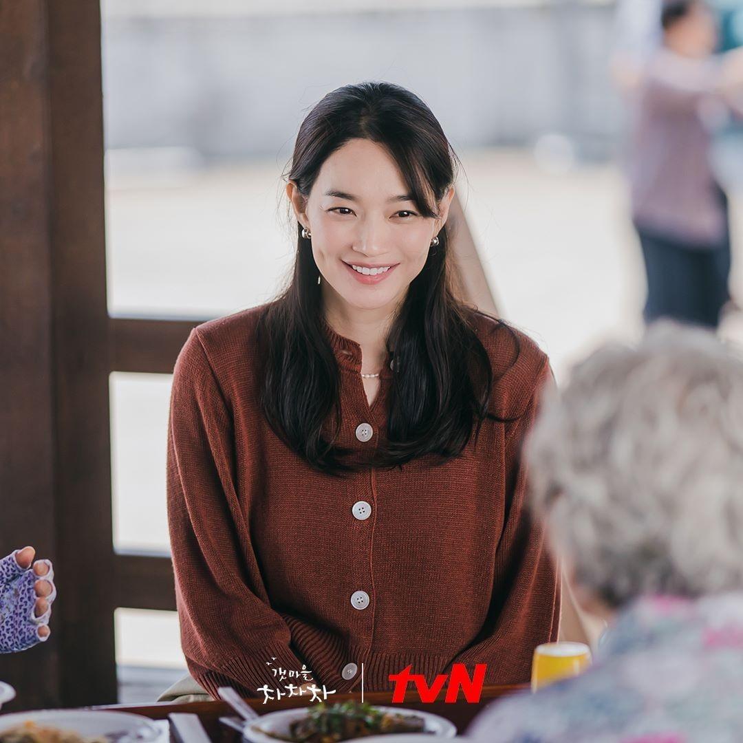 Hometown Cha-Cha-Cha cast members - Shin Min Ah