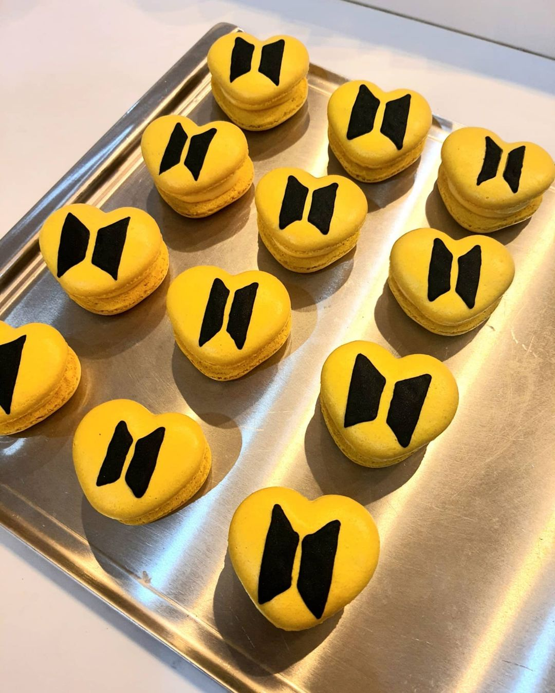 Where to buy BTS-inspired macarons - Butter