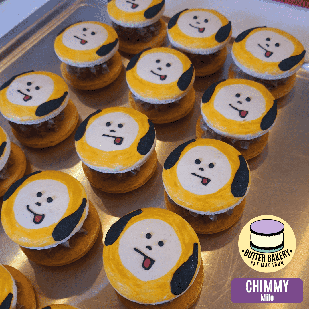 Where to buy BTS-inspired macarons - Chimmy