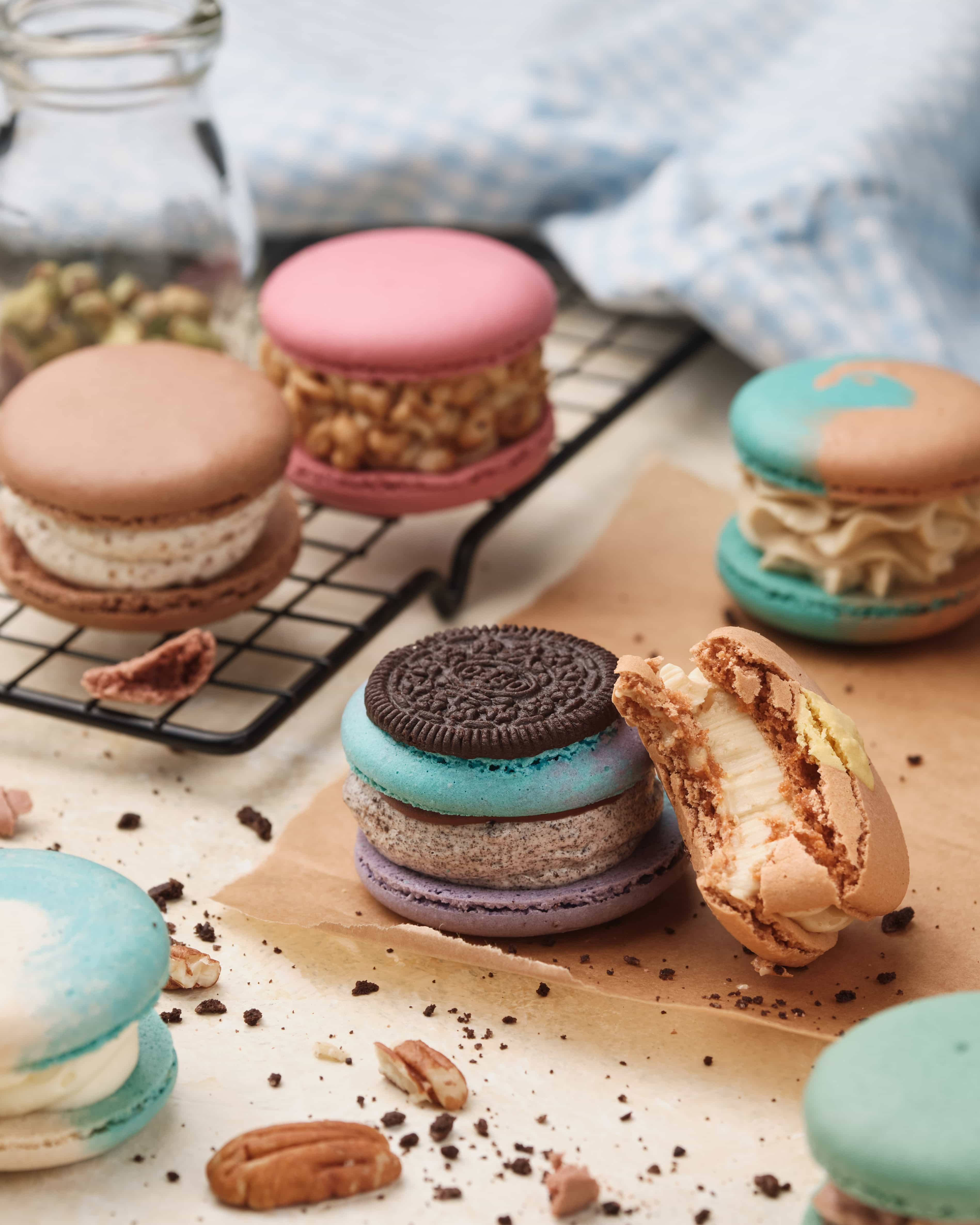 Where to buy BTS-inspired macarons