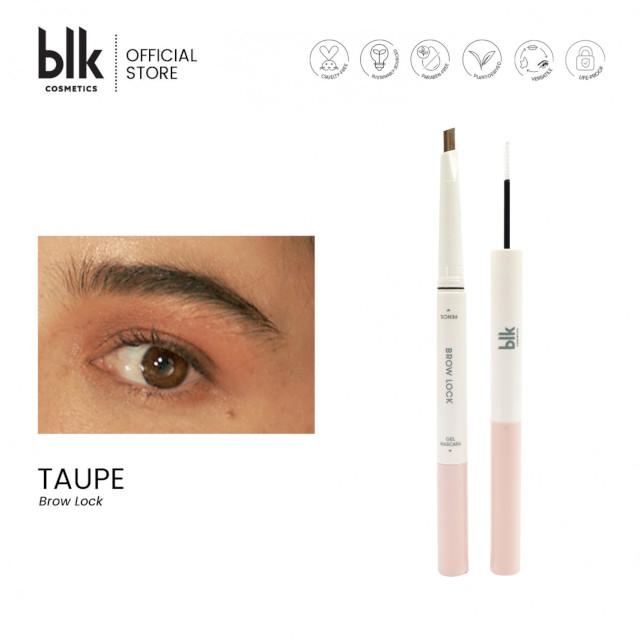 BLK Cosmetics Daydream Brow Lock: Pencil + Gel Mascara