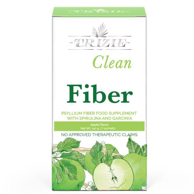 Trizie Clean Fiber Apple Dietary Supplement