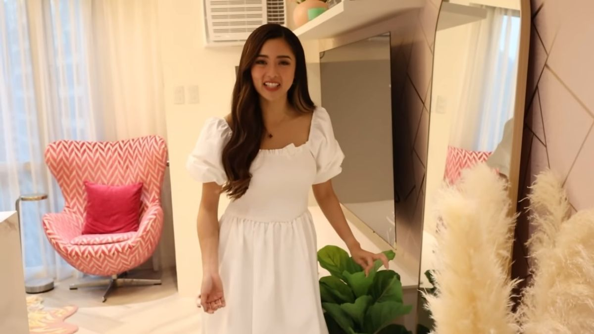 Kim Chiu condo tour