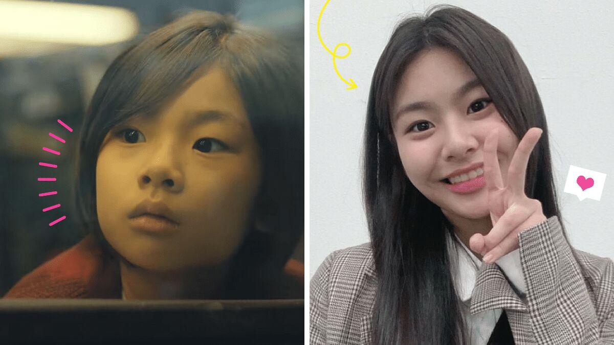 kim su an child actress train to busan