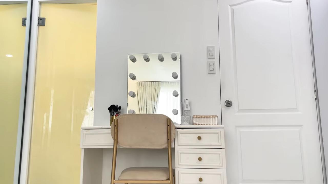 Maris Racal room tour: dresser