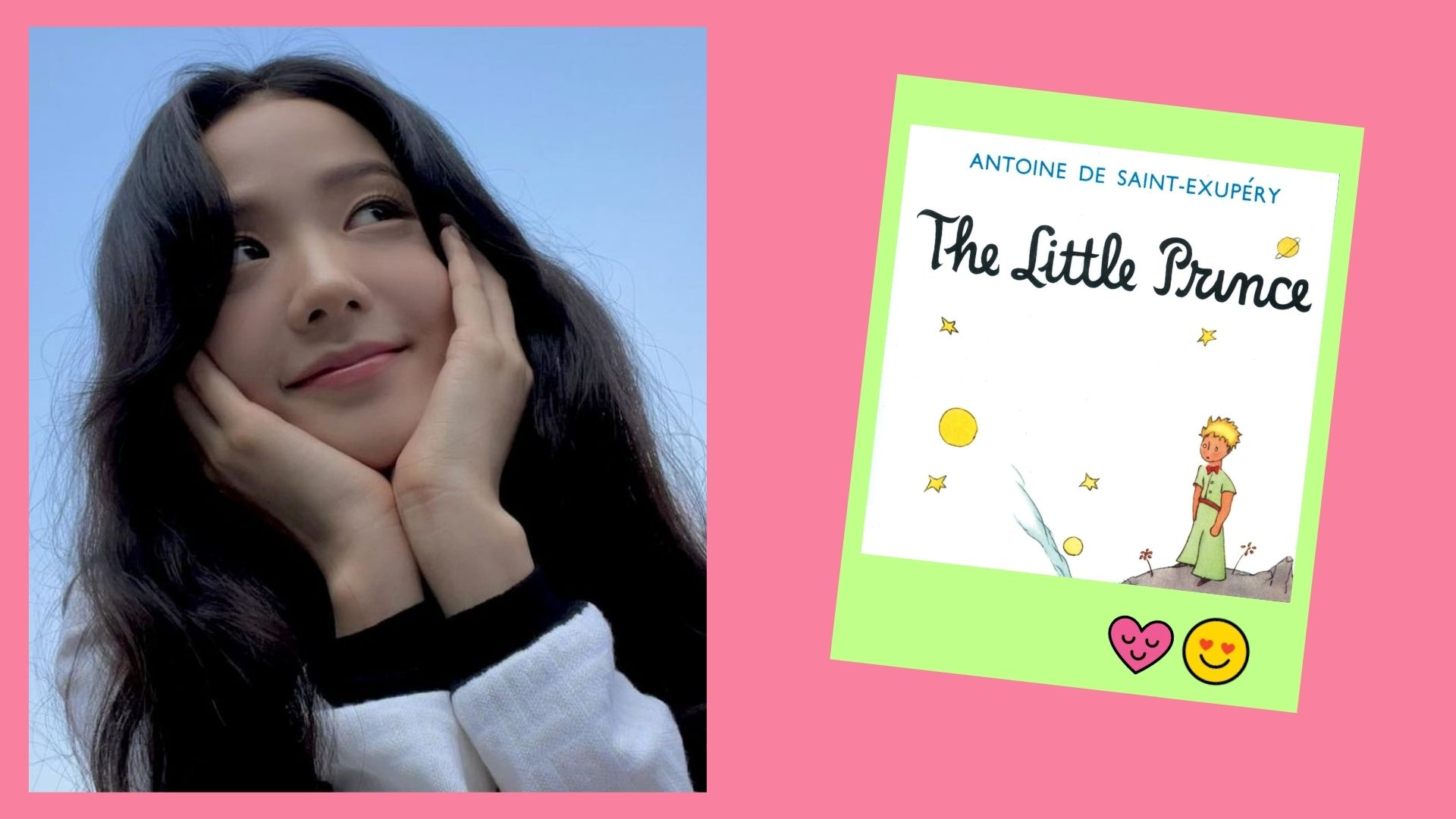 Books recommended by K-pop idols