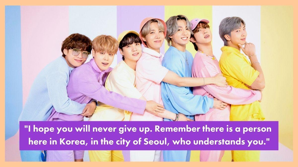 BTS quotes