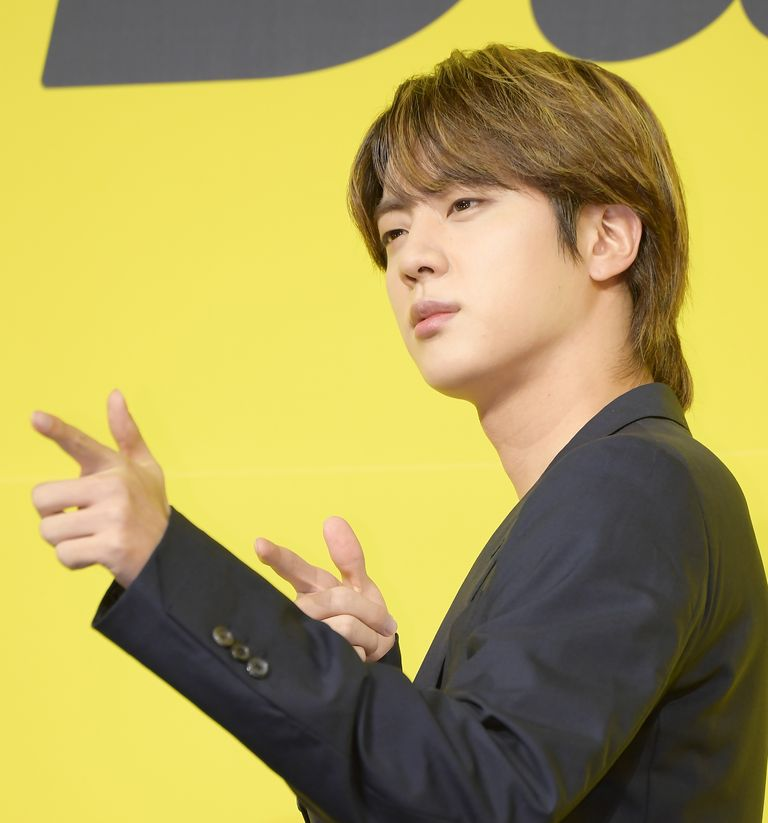 Quotes by BTS' Jin