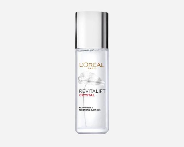 L'Oreal Paris Revitalift Crystal Micro Essence Toner with Salicylic Acid