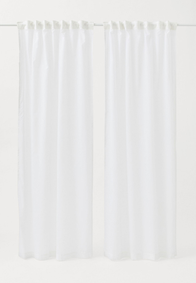 H&M Home 2-pack multiway curtains