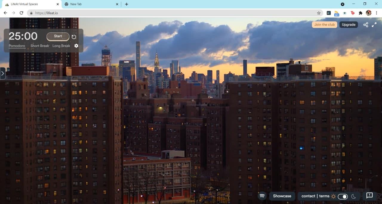 lifeat virtual spaces - new york city